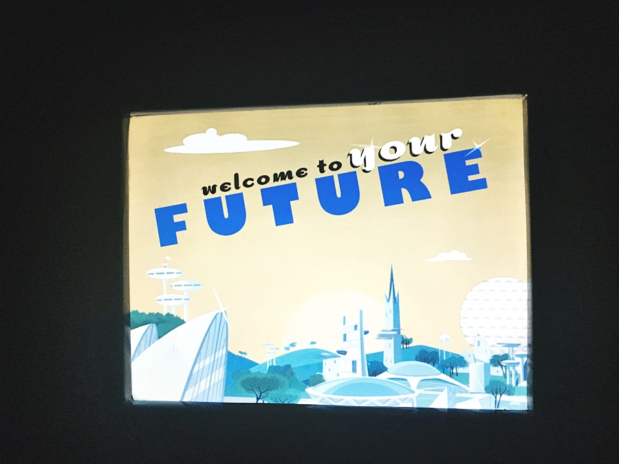 welcome to your future