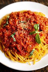 Resepi Spaghetti Bolognese Ringkas