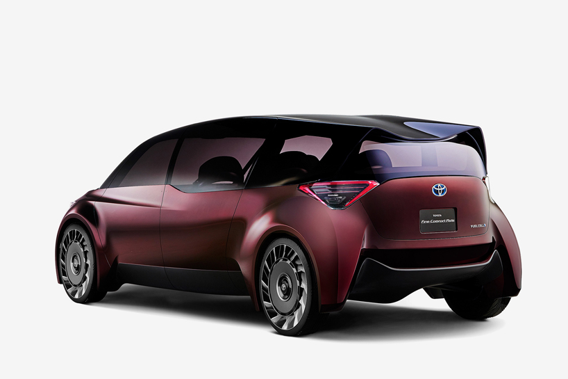 Toyota 'Fine-Comfort Ride' Concept Is Practicality At Its Finest [w