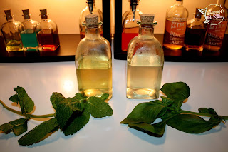 jarabes de hierbas aromaticas