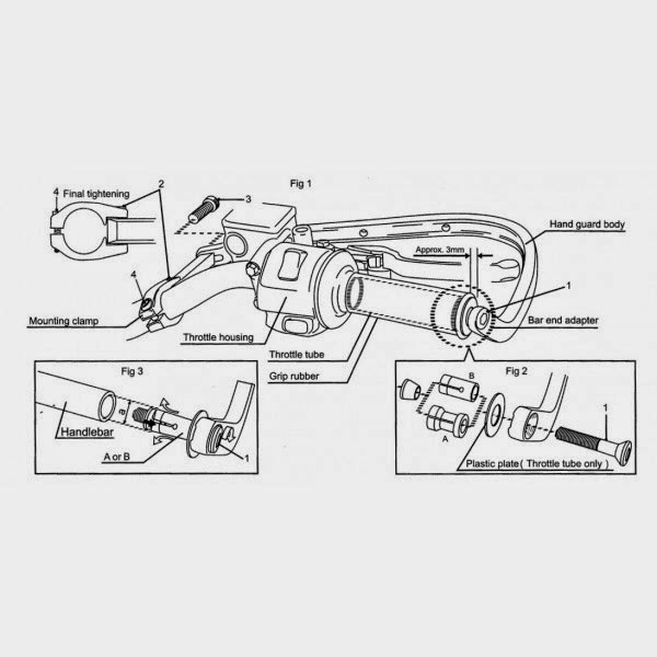 honda ignition wiring diagram honda crf250l: installing zeta hand guard on honda crf250l honda crf250l wiring diagram