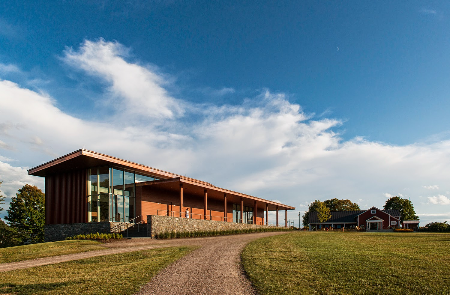 A Daily Dose Of Architecture: Pizzagalli Center For Art