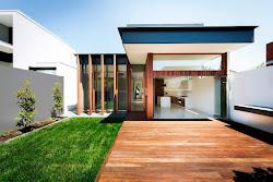 ▷50+ fotos de fachadas de casas modernas pequeñas bonitas【2019】