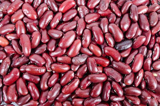 Kidney beans eight weeks pregnant