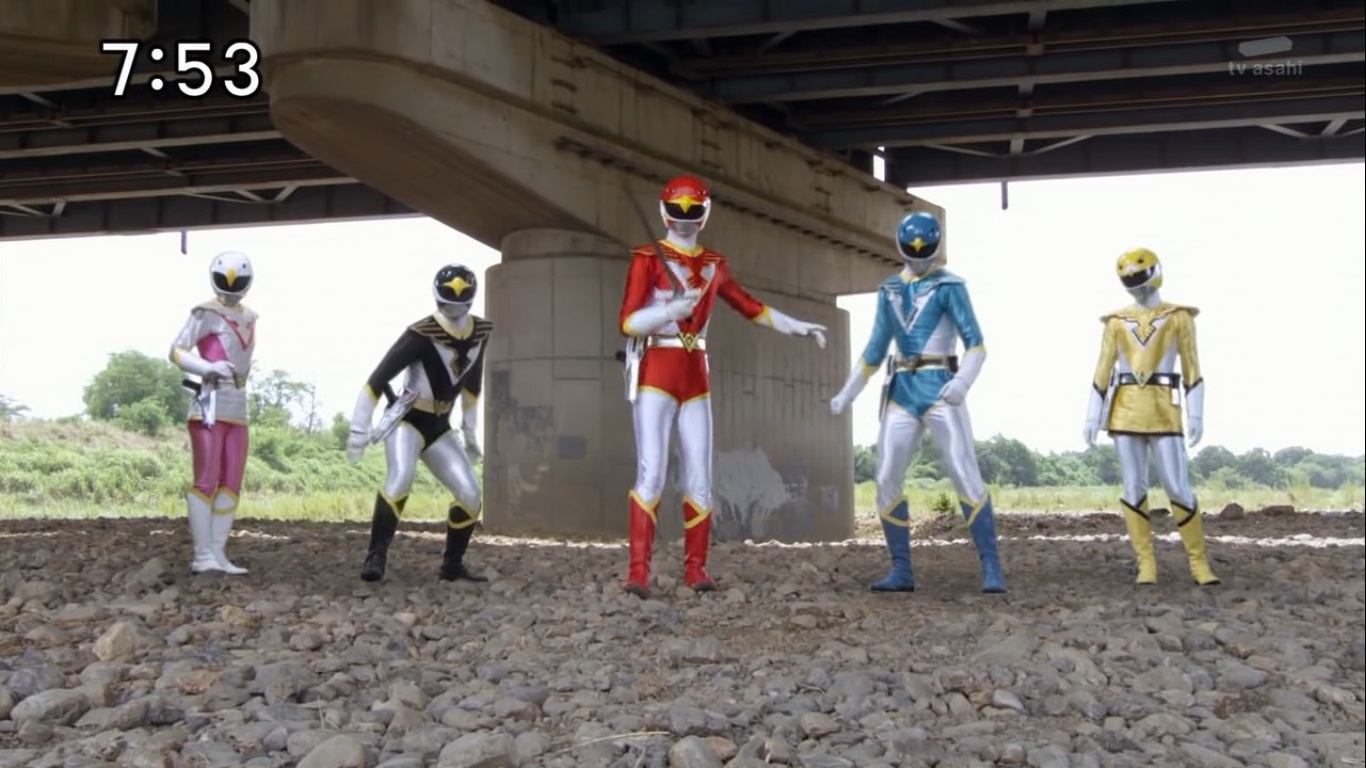 Paolo1350's Lane: Every Super Sentai Vs Movie since 2011