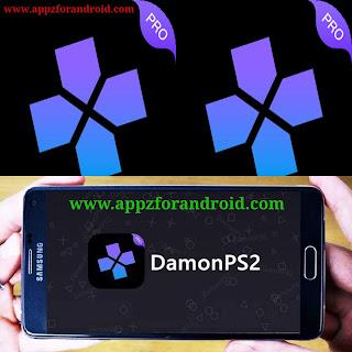 تحميل محاكى damon ps2 pro نسخه مدفوعه للاندرويد مجانا | تحميل damon ps2 | افضل محاكى للاندرويد