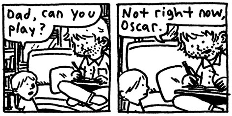 I'm Really Good at Playing by Jeffrey Brown