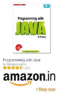java reference book by balaguruswamy pdf