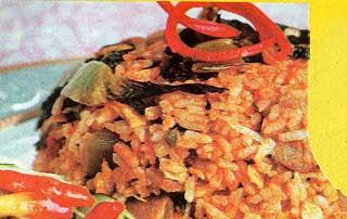 Nasi Goreng Campur Sari