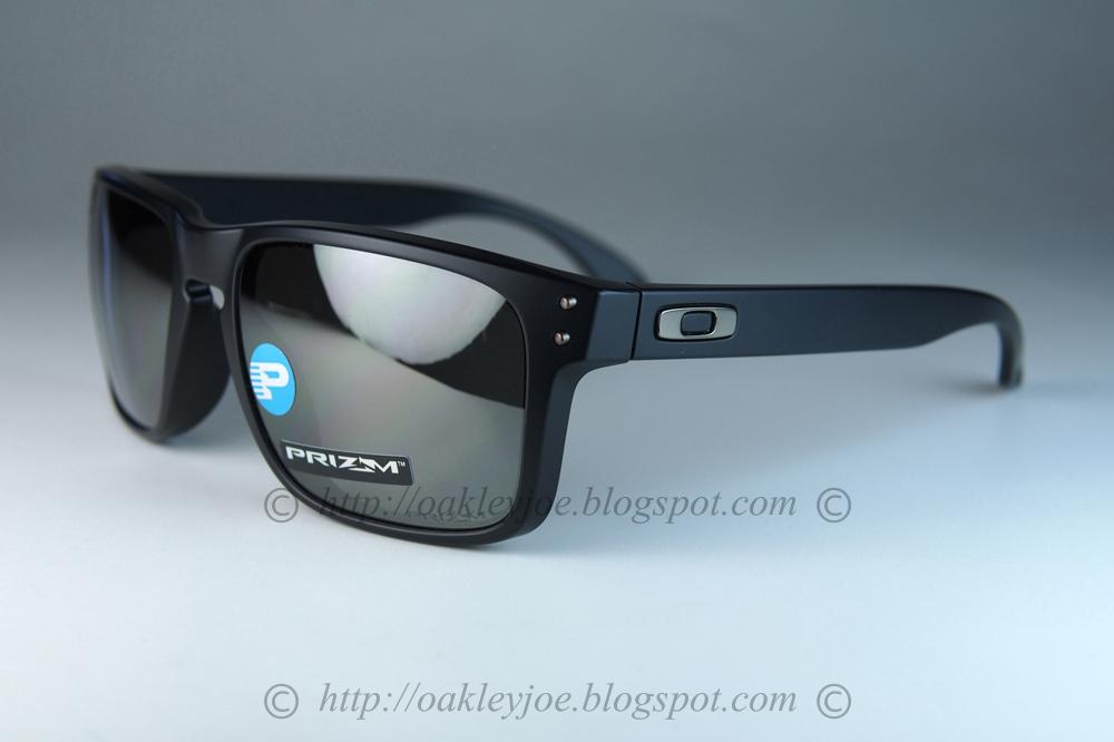 53e307d5bc3 Oakley Holbrook Matte Black   Prizm Tungsten Polarized