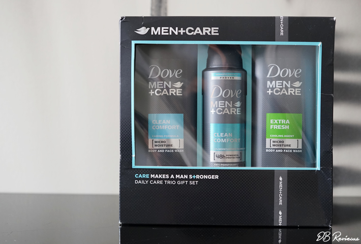 Dove Men Care Trio Gift Set