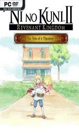 Ni no Kuni II Revenant Kingdom The Tale of a Timeless Tome - Ni no Kuni II Revenant Kingdom The Tale of a Timeless Tome-CODEX