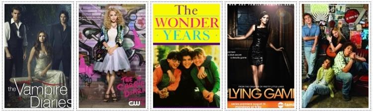 najlepsze seriale dla młodzieży