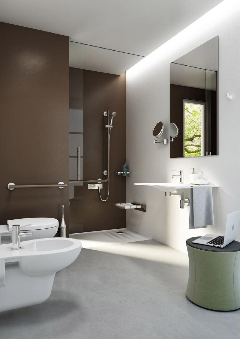 Il bagno soluzioni per tutta la famiglia tra estetica e funzionalit blog di arredamento e - Soluzioni per il bagno ...