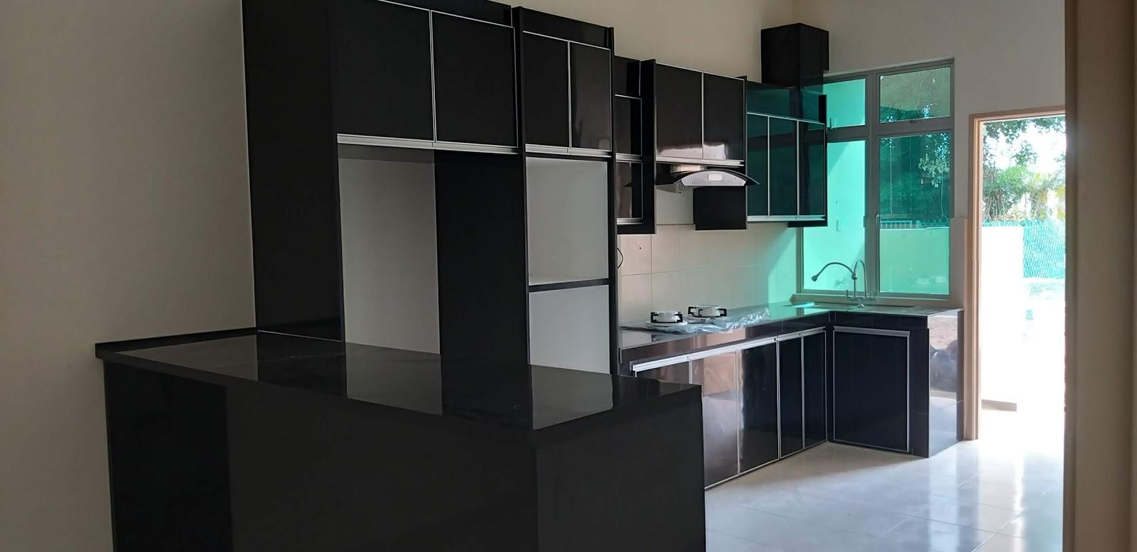 Kabinet Dapur Terus Dari Kilang Promosi Kabinet Dapur Raya 2019