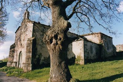 Santuario de Silvallana, Castropol