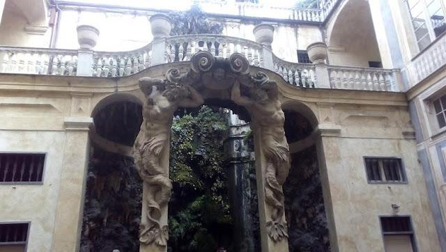 Palazzo Nicolosio Lomellino  a genova