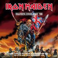 [2013] - Maiden England '88 [Live] (2CDs)