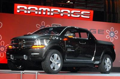 2018 Ram Rampage pourrait voler le spectacle de Ford Ranger