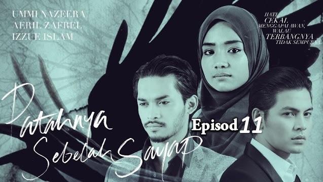 Drama Patahnya Sebelah Sayap – Episod 11 (HD)