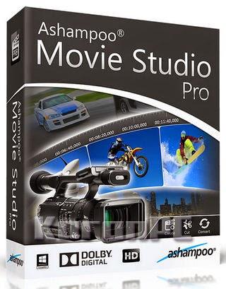 Ashampoo Movie Studio Pro 1.0.17.1 + Crack