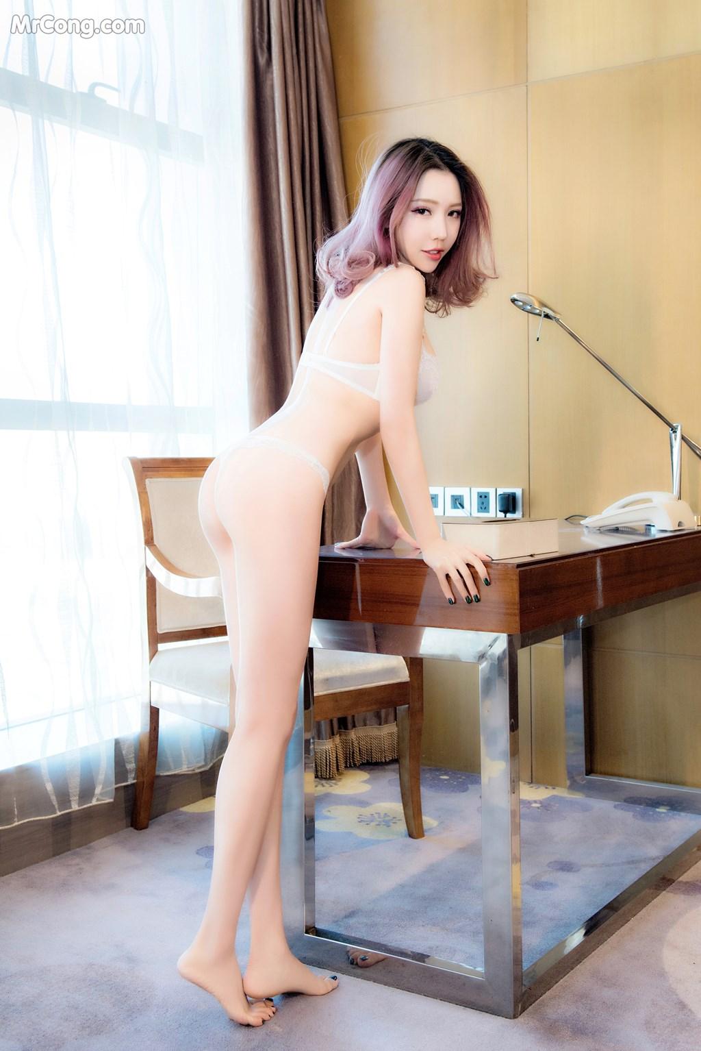 Image SLADY-2017-05-25-No.001-Ni-Xiao-Yao-MrCong.com-010 in post SLADY 2017-05-25 No.001: Người mẫu Ni Xiao Yao (妮小妖) (60 ảnh)