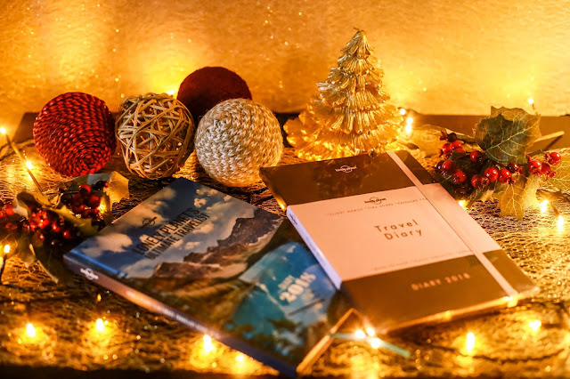 Lonely Planet travel diaries for 2018. Christmas Gift Guide 2017 - Mandy Charlton's biggest ever Christmas gift guide. The only gift guide you'll need to find presents and gift ideas for the people you love this holiday season