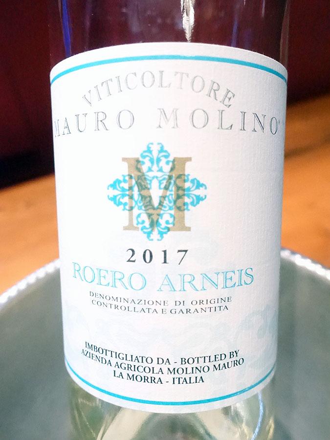 Mauro Molino Roero Arneis 2017 (90+ pts)