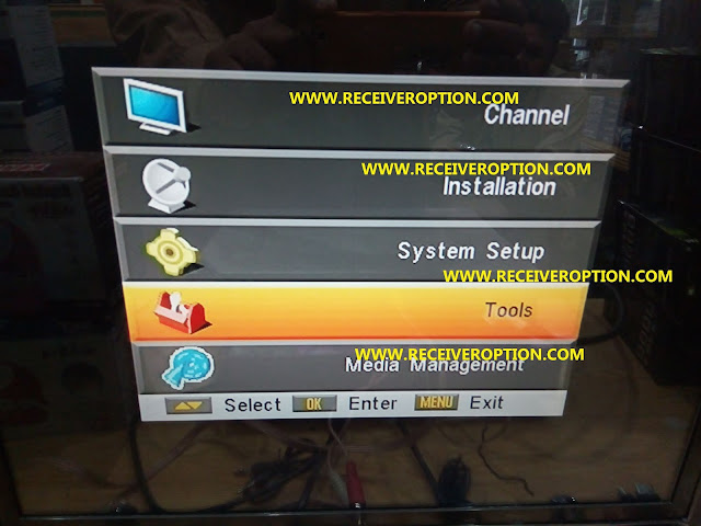 ECHOLINK EL-3030 CR PLUS USB RECEIVER BISS KEY OPTION