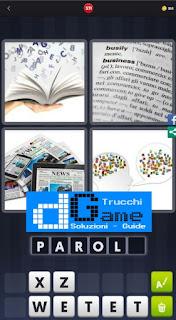 4 Immagini 1 Parola livello 371