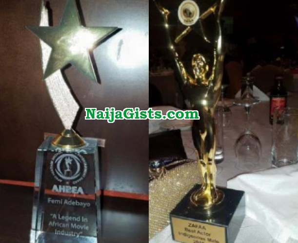 femi adebayo awards