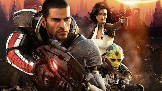 Película Mass Effect