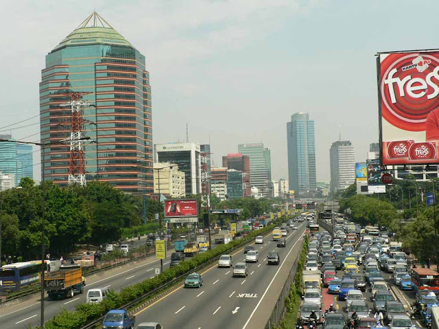 Jacarta - Indonésia