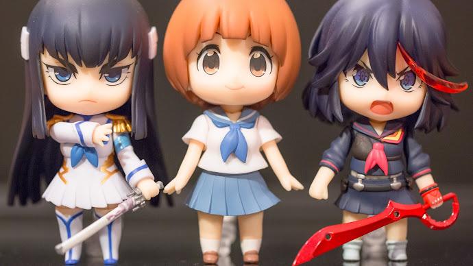 Wallpaper: Anime TV Series Kill la Kill