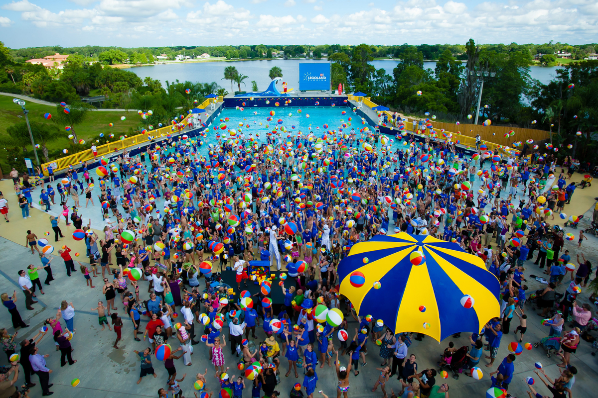 Orlando Water Parks: Legoland Water Park Opens