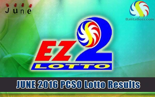 Calendar Lottery June : Lotto results june bing images
