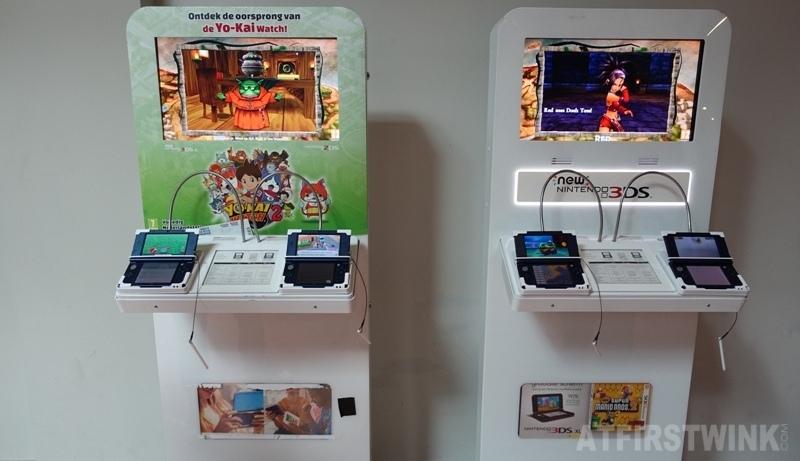 Museum Volkenkunde Leiden Netherlands Cool Japan exhibit Nintendo 3DS XL