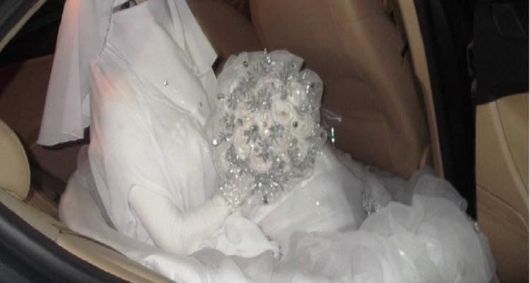 قصة العروس التي زفت الي قبرها  في يوم عرسها ليتحول العرس الي مأتم و فاجعة أليمة