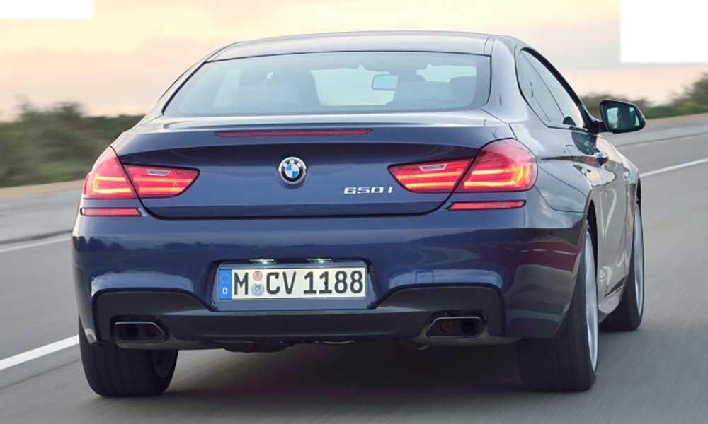 BMW 640i 2018