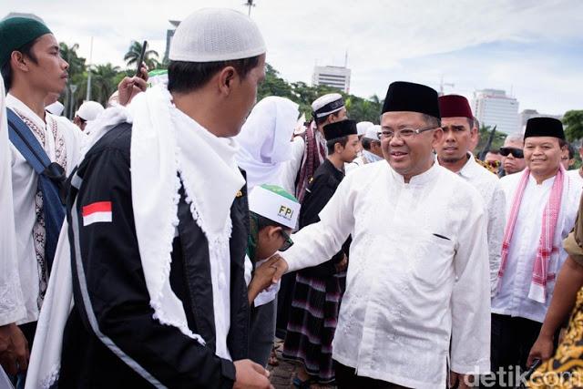 Sohibul Iman Serukan Kader PKS Ramaikan Reuni 212