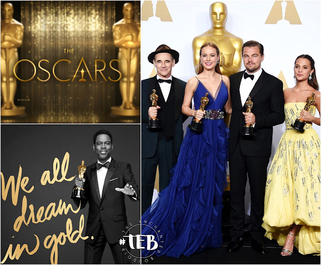 OSCARS 2016: THE LEO-SCAR'S NIGHT