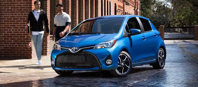 Toyota Yaris Manuel 2017