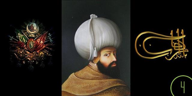 I. Bayezid Hayatı {featured}