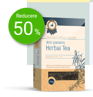Ceai monahal antiparazitar Herbal Tea