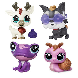 All Littlest Pet Shop Pets in the City Pets