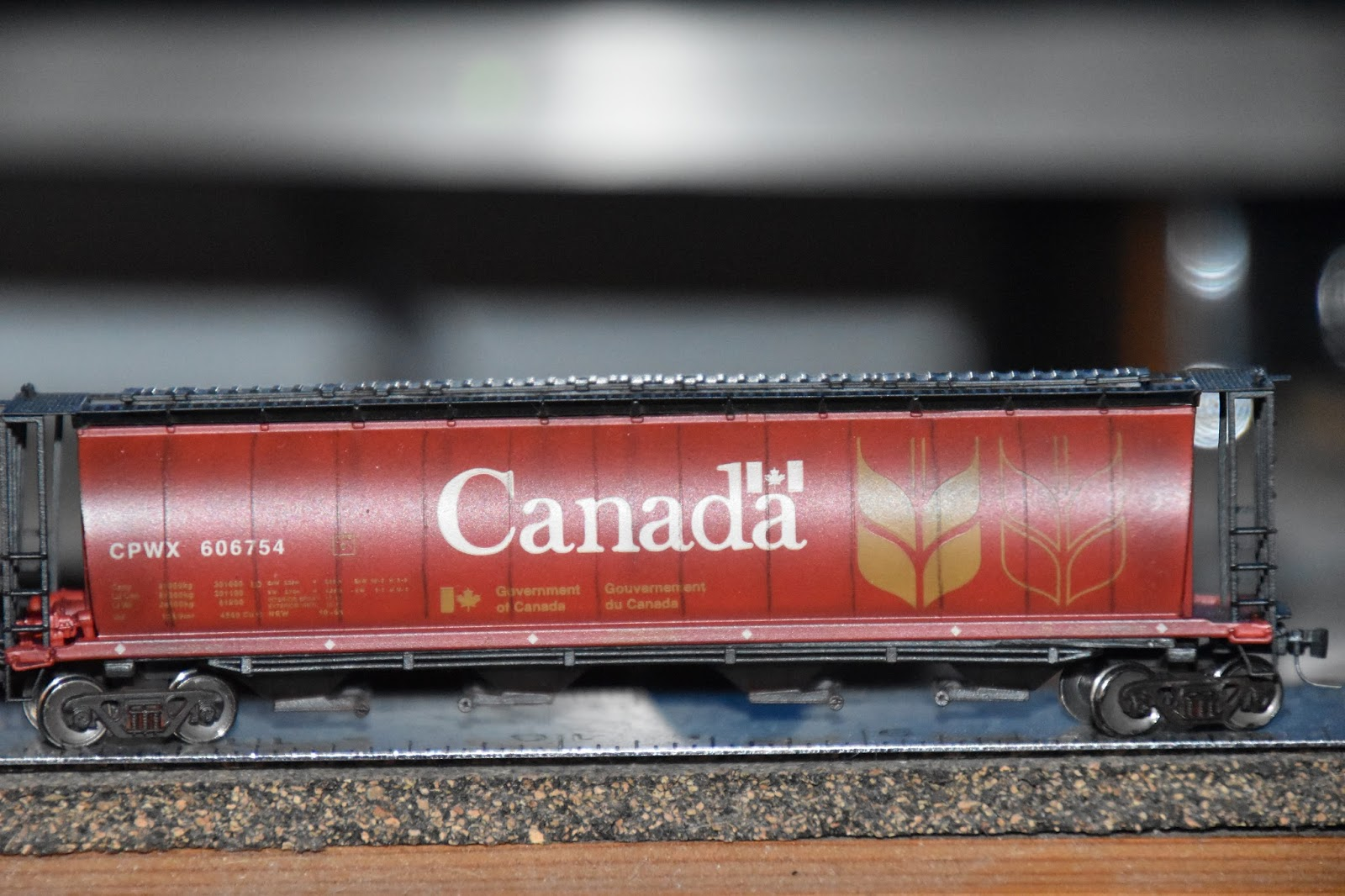 The Canadian Pacific in Western Canada in N Scale