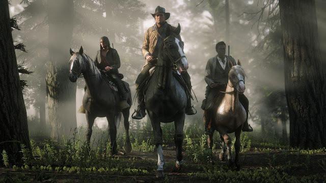 رسميا روكستار تكشف عن تاريخ إنطلاق طور الأونلاين للعبة Red Dead Redemption 2، مواعيد متعددة ..