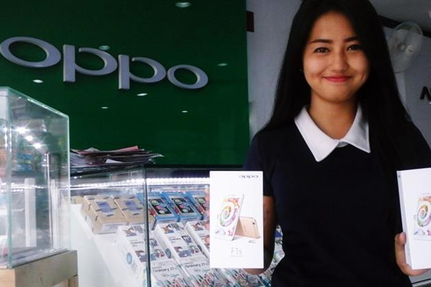 Penjualan OPPO Hampir Mengalahkan iPhone dan Huawei-sumedangekspres