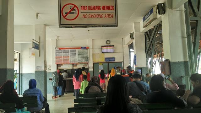 loket tiket stasiun malang kotalama