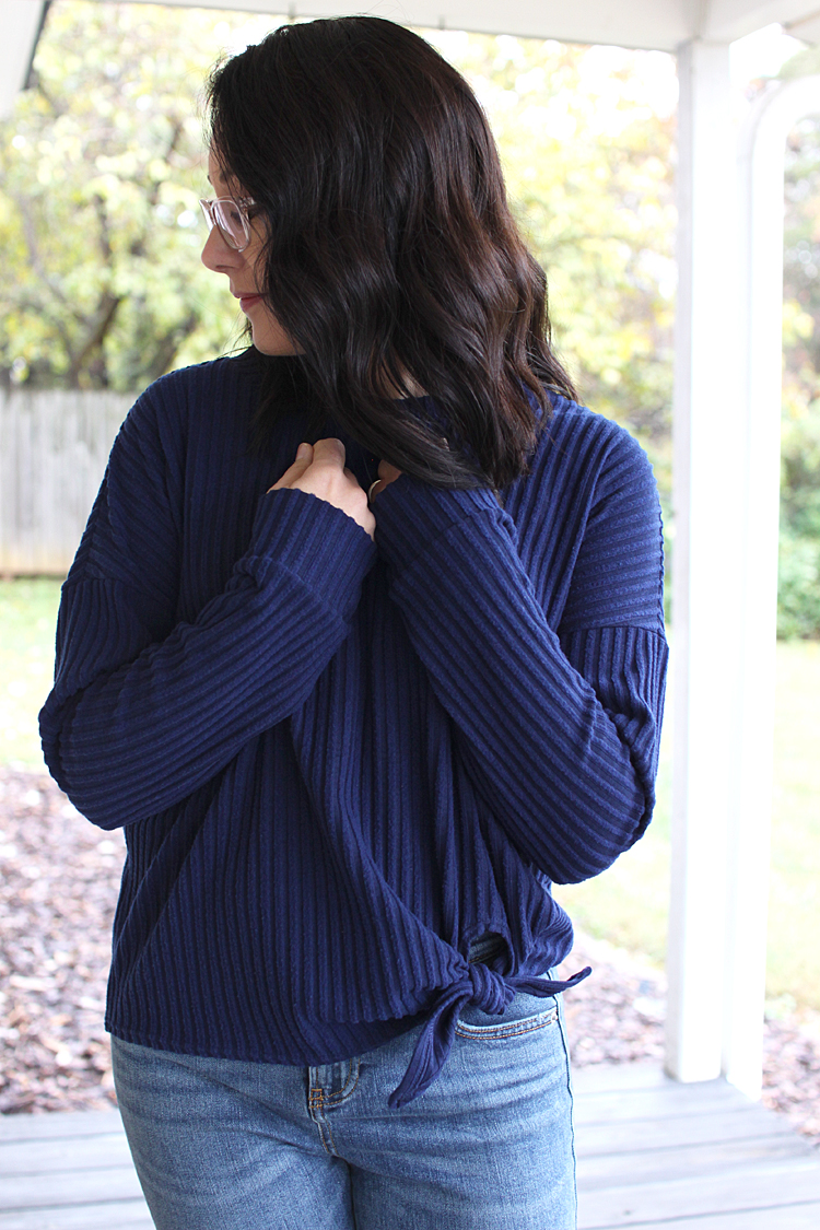 Jarrah Sweater // Sewing For Women
